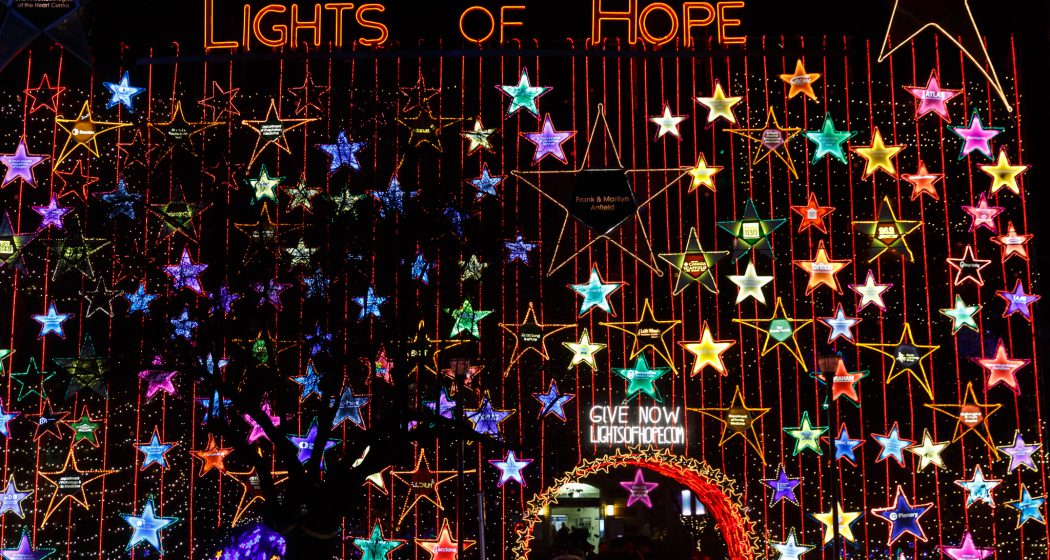 St. Paul's Foundation's Lights of Hope