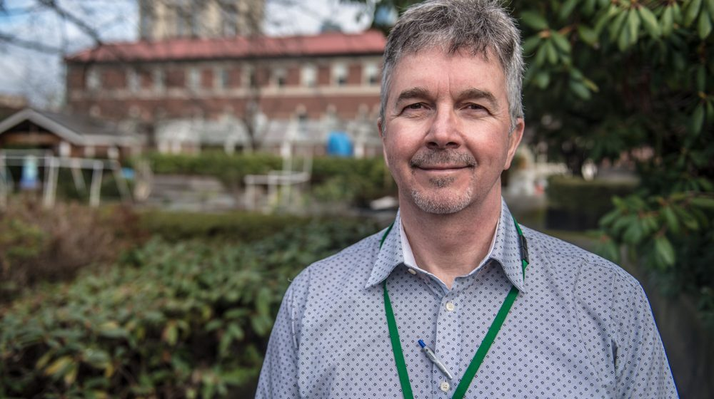 Meet Dr  Mark McLean, physician lead at the Rapid Access