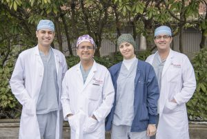 Dr Javer and fellows